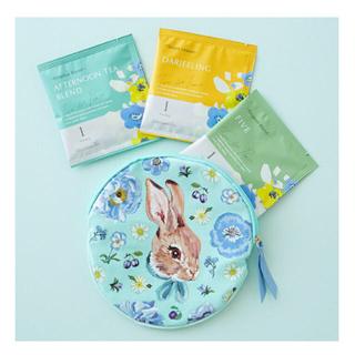 AfternoonTea - 限定 ナタリーレテ×Afternoon Tea/ティーポーチ ウサギ ストレート