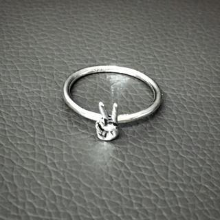 マークジェイコブス(MARC JACOBS)の美品 マークジェイコブス  ヴィクトリーリング(リング(指輪))