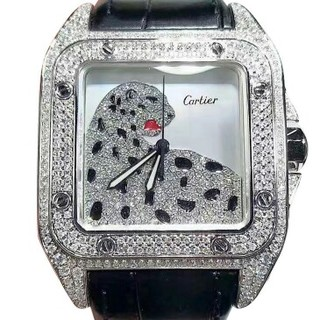 Cartier - カルティエ自動機械女子時計