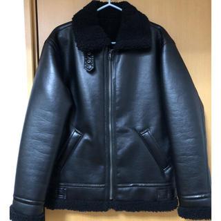 GU - GU メンズ  ジャケットブラック Mサイズ