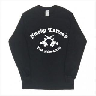 tattoo タトゥーマシーン ロゴ長袖 ロングTシャツ git10(Tシャツ/カットソー(七分/長袖))