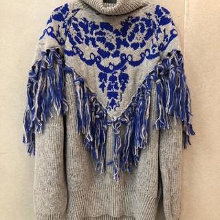 sacai - SACAI 綺麗なセーター