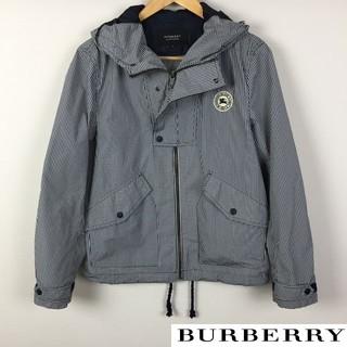 BURBERRY BLACK LABEL - 新品同様品 BURBERRY BLACK LABEL マウンテンパーカー