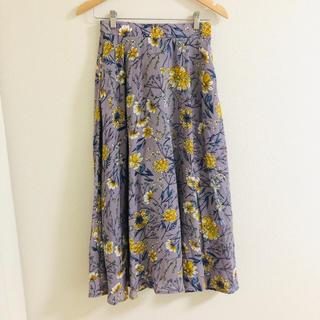 RayCassin - レイカズン ◎ 新品未使用タグ付き ◎ 花柄スカート