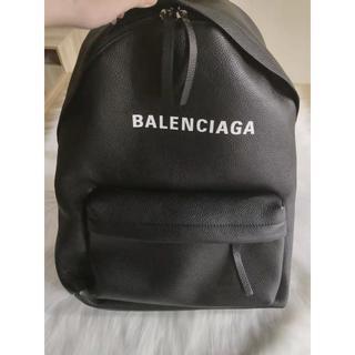 BALENCIAGA BAG - BALENCIAGA ブロック リュックバック