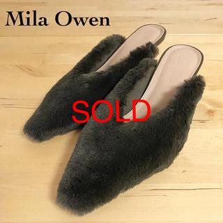Mila Owen - Mila Owen ファーミュール サイズ38