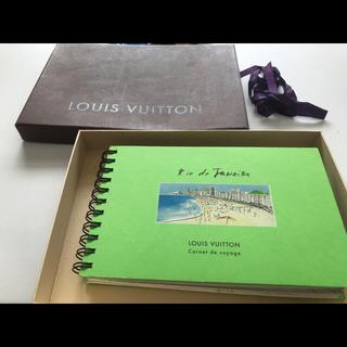 ルイヴィトン(LOUIS VUITTON)のルイヴィトン♥︎新品未使用リングノート♥︎6000円(ノート/メモ帳/ふせん)