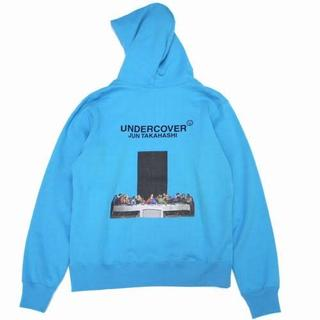 UNDERCOVER - UNDERCOVER 18AW パーカー