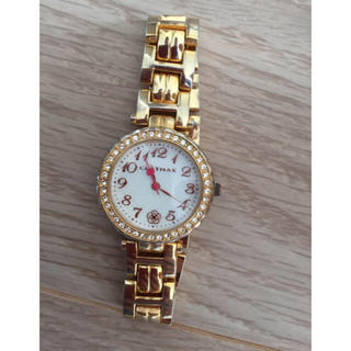 クレイサス(CLATHAS)のCLATHAS  クレイサス  ブレスレット  ピンクゴールド  腕時計(腕時計)