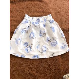 トランテアンソンドゥモード(31 Sons de mode)の【新品・未使用】Aスカート(ミニスカート)