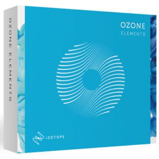 〈正規品〉iZotope Ozone 8 Elements(ソフトウェアプラグイン)