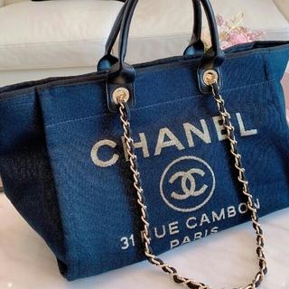 CHANEL - 手提げ袋クロスボディバッグ