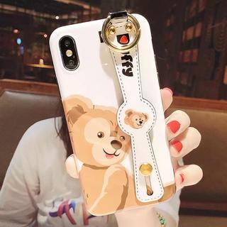 Disney - ディズニー ダッフィー  iPhoneX/XS