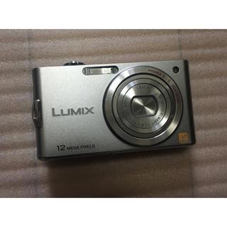 Panasonic - Panasonic  LUMIX DMC-FX60