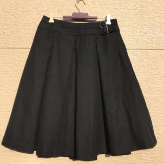 23区 - 23区 スカート 黒 ブラック 38