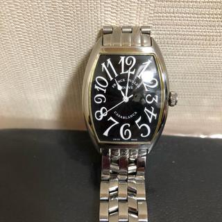 フランクミュラー(FRANCK MULLER)のカサブランカ似時計(腕時計(アナログ))