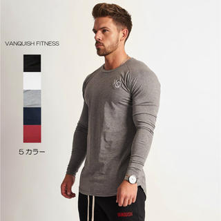 VANQUISH - vanquish fitnessロングスリーブ Lサイズ
