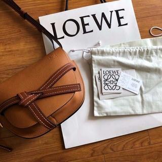LOEWE - LOEWE ロエベ ショルダーバッグ ゲート スモール