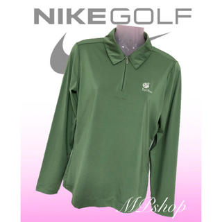 NIKE - 美品♡ナイキゴルフ × コオリナ DRI-FIT 長袖シャツ ゴルフウェア