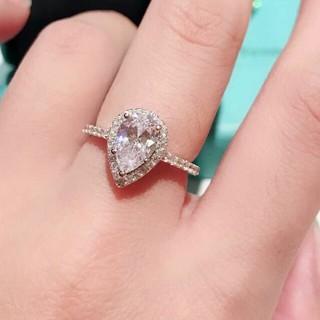 ティファニー(Tiffany & Co.)の早い者勝ちTiffany&Co ティファニー リング 指輪 ギラギラ レディース(リング(指輪))