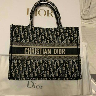 クリスチャンディオール(Christian Dior)の超人気✴︎極美品Christian Dior ブックトート トロッター(トートバッグ)