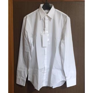 Maison Martin Margiela - 白40新品52%off マルジェラ ポプリン 長袖シャツ 18SS