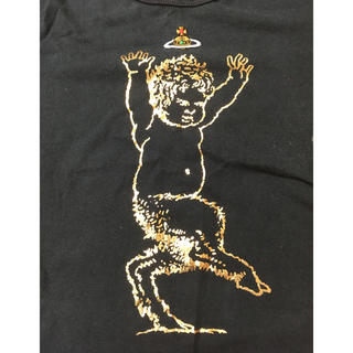 ヴィヴィアンウエストウッド(Vivienne Westwood)のヴィヴィアン ウエストウッド サティアTシャツ(Tシャツ(半袖/袖なし))