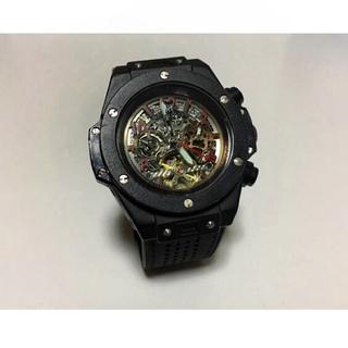 HUBLOT - HUBLOT トゥールビヨン 腕時計