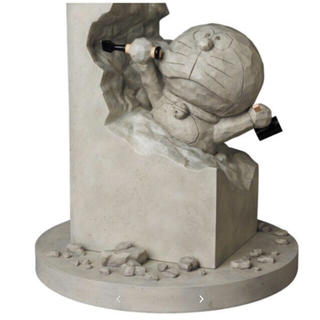 MEDICOM TOY - 本物 国内正規品 新品 未開封  メディコムトイ 彫刻家ドラえもん 300個限定