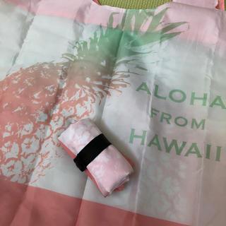 ハワイのローカルフードスパムむすび型エコバック