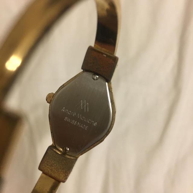 THEATRE PRODUCTS(シアタープロダクツ)のお値下げ🆗 アンドレムッシュ シアタープロダクツ レディースのファッション小物(腕時計)の商品写真
