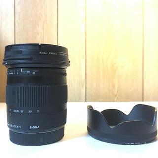 SIGMA - SIGMA 17-70mm F2.8-4 DC MACRO OS