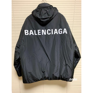 バレンシアガ(Balenciaga)の新品【 BALENCIAGA 】OVERSIZE PUFFER JACKET(ダウンジャケット)