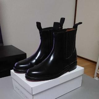 ジャーナルスタンダード(JOURNAL STANDARD)のパランコ レディース サイドゴアブーツ 美品(ブーツ)