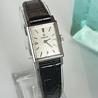 OMEGA - ⭐OH済 綺麗 オメガ レディースウォッチ 時計 新品型押し 卒業式七五三 美品