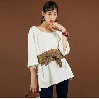 ムルーア(MURUA)のTシャツ(Tシャツ(長袖/七分))