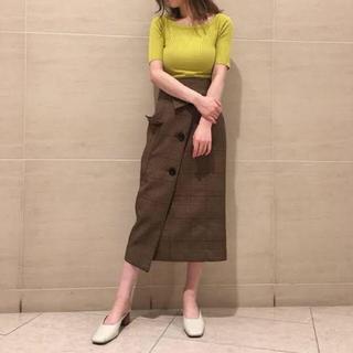 FRAY I.D - タイトラップスカート