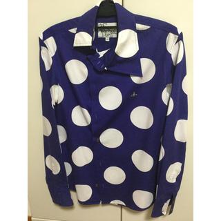 Vivienne Westwood - Vivienne Westwood 変形シャツ