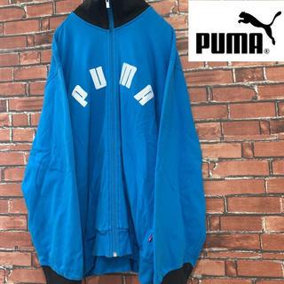 PUMA - PUMA プーマ ジャージ ヒットユニオン製 ★ 刺繍 ライトブルー