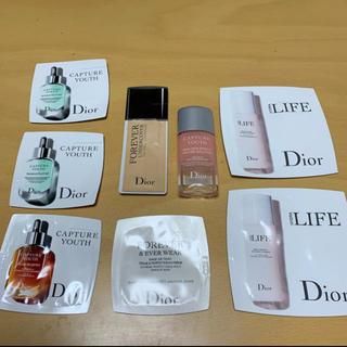 ディオール(Dior)のDior サンプル セット(サンプル/トライアルキット)