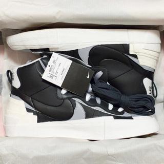 ナイキ(NIKE)のSacai × Nike Blazer Mid  (スニーカー)