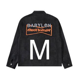 バビロン(BABYLONE)のBabylon x Wasted Youth ジャケット M(ブルゾン)