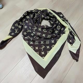 LOUIS VUITTON - 新品未使用品可愛いスカーフ
