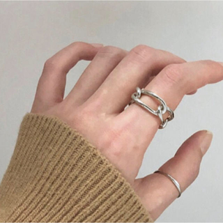 TODAYFUL - ▫️限定価格▫️Paulette open ring