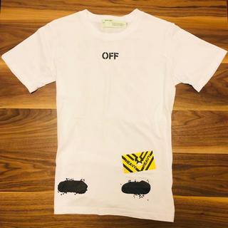 OFF-WHITE - オフホワイトTシャツ