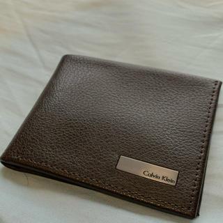 カルバンクライン(Calvin Klein)のCalvin Klein 二つ折り財布 お札入れ カードケース(折り財布)