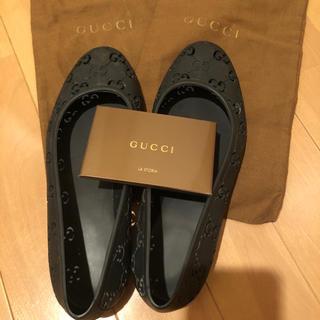 グッチ(Gucci)のGUCCIのレインシューズ(レインブーツ/長靴)