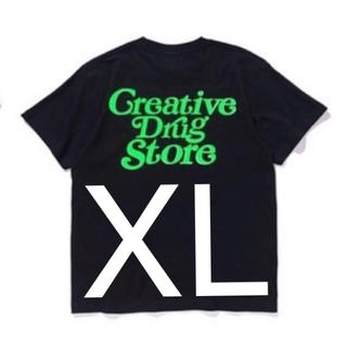 AFTERBASE - Creative drug store×verdy tee XL