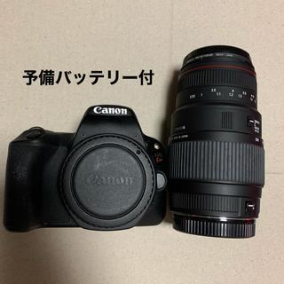 Canon - 予備バッテリー付★kiss x9