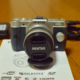 PENTAX - PENTAX Q10 ミラーレス1眼